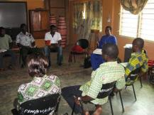 Training of HIV Peer Educators