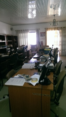 Conference hall PAMITC